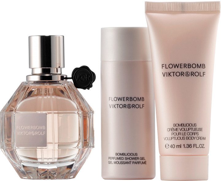 Viktor & Rolf Flowerbomb Holiday Set