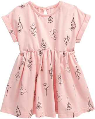 TINY TRIBE Fit & Flare Dress