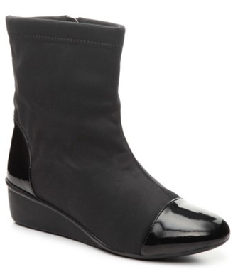 Ros Hommerson Easton Wedge Bootie