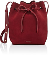 Mansur Gavriel Women's Mini Bucket Bag-PURPLE