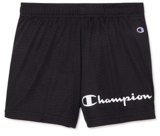 Champion Girls Essential Mesh Active Short, Sizes 7-16