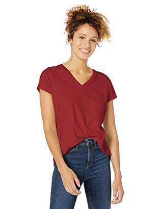 Goodthreads Vintage Cotton Pocket V-Neck T-ShirtXXL