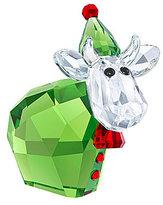 Swarovski Limited-Edition 2017 Crystal Mo Santa s Helper Figurine