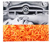 Art Production Fund James Rosenquist Artist Beach Towel