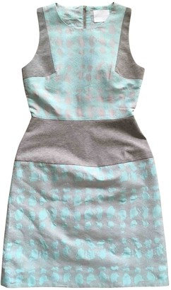 Richard Nicoll Multicolour Silk Dress for Women