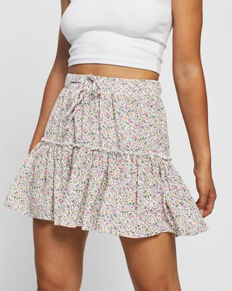 All About Eve Women's Multi Mini skirts - Jessie Skirt - Size One Size, 12 at The Iconic
