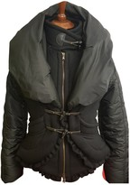 Antonio Berardi Black Wool Jacket for Women