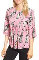 Paul & Joe Sister Women's Cat Print Blouse