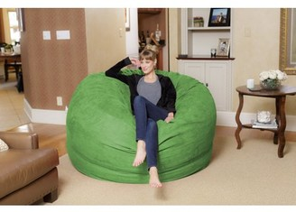 Chill Sack Giant 6 ft Bean Bag, Multiple Colors/Fabrics