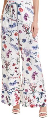 BCBGMAXAZRIA Floral Pant