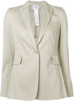 Akris Punto button up blazer - women - Cotton/Spandex/Elastane - 4