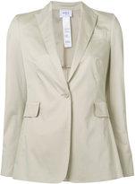 Akris Punto button up blazer - women - Cotton/Spandex/Elastane - 6