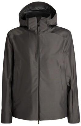 Sease Powder Hooded Jacket