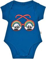 Stella McCartney Blue Rainbow Sunglasses Body