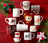"Pottery Barn Sentiment Mug - ""Good Morning Sunshine"""