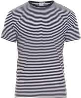 Sunspel Striped cotton T-shirt