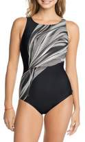 Reebok Mod Squad One-Piece Swimsuit