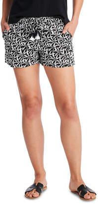 Vineyard Vines Allover Palm Linen Pull-On Shorts