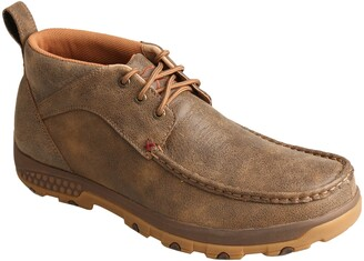 Twisted X Driving Moc CellStretch Chukka Boot