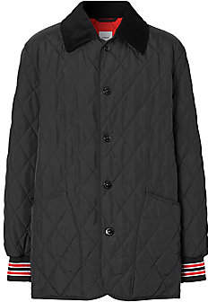 Burberry Men's Quilted Barn Jacket