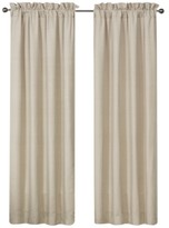 "Waterford Gwyneth Pole Top Pair 100"" x 84"" Window Drapery"