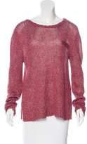 Jenni Kayne Long Sleeve Rib Knit Sweater
