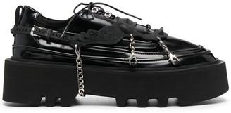 Rombaut Olov Elevator oxford shoes