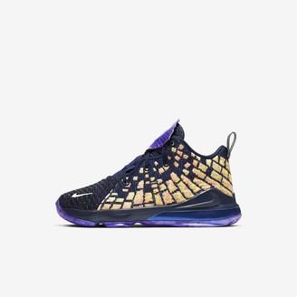 Nike Little Kids Shoe LeBron 17 Monstars