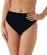 Shadowline Women's Plus Size Spandex Hi-leg Brief 3-Pack