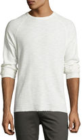 Billy Reid Raglan Crewneck Sweater