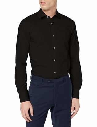 Club of Gents Men's CG Slim-Chris Business Shirt