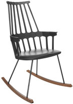 Kartell Comback Rocking Chair - Black