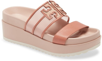 Tory Burch Ines Platform Slide Sandal