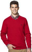 Chaps Men's Classic-Fit Cashmere-Blend V-Neck Sweater