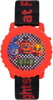 Character Five Nights At Freddy'S Boys Red Strap Watch-Fnf3030kl