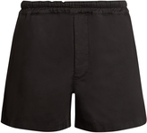 Acne Studios Andy cotton-blend chino shorts
