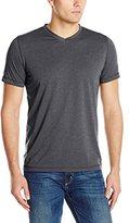 Puma Men's Essential Short-Sleeve V-Neck T-Shirt