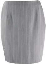 Versace Pre Owned '1990s straight-fit skirt