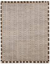 GRIT&ground Uppsala Area Rug - Brown/Yellow, 9' x 12'