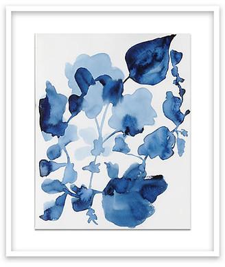 """One Kings Lane Jen Garrido - Indigo Rock Art - 24""""L x 20""""W"""
