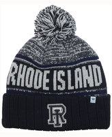 Top of the World Rhode Island Rams Acid Rain Pom Knit Hat