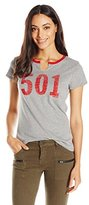 Levi's Women's Split Crew Neck T-Shirt