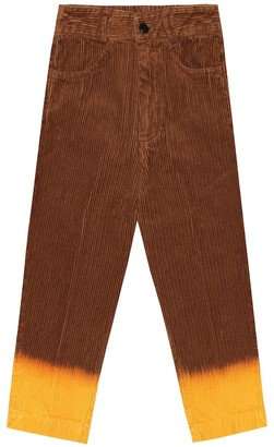 The Animals Observatory Elephant corduroy pants