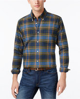 Barbour Castlebay Plaid Long-Sleeve Shirt, A Macy's Exclusive Style