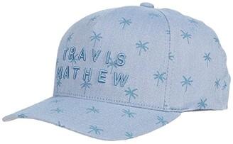 Travis Mathew Shorebreak (Heather Aegean) Caps