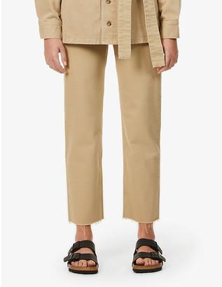 Boyish The Tommy straight-leg high-rise jeans