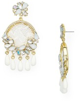 BaubleBar Fatima Drop Earrings