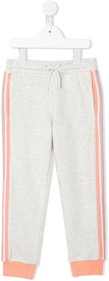 Kenzo Kids Stripe-Side Track Pants