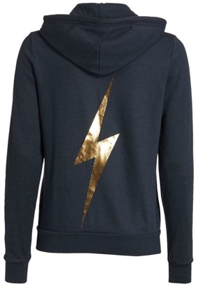 Aviator Nation Lightning Bolt Zip Hoodie