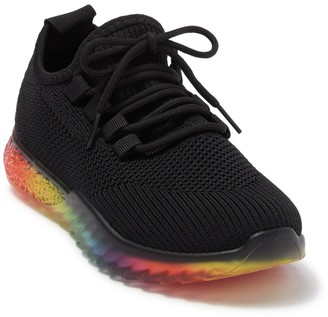 Wanted Felicity Stretch Knit Sneaker